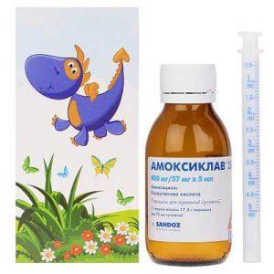 Суспензия Клацид 125 мг 👶 - инструкция по применению для детей, дозировка сиропа 250 мг