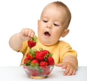 Антиаллергенная диета для детей