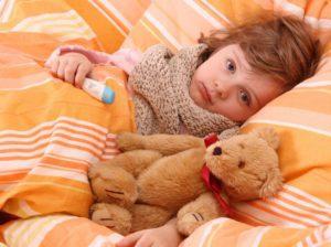 Пищевая аллергия у маленького ребенка