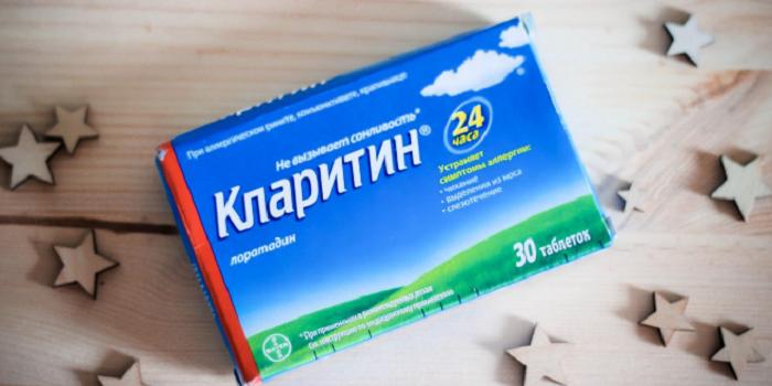 Кларитин сироп для детей свойства препарата и инструкция по применению