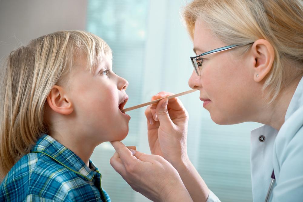Фото здоровых миндалин у взрослых