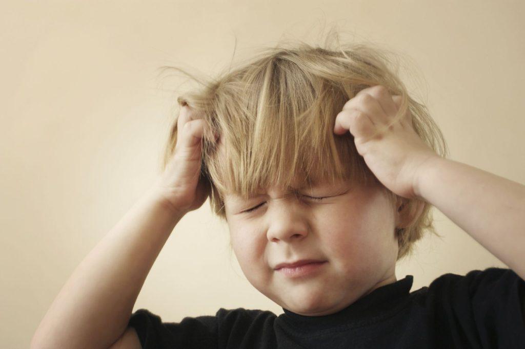 Ребенок упал и ударился головой – что делать?