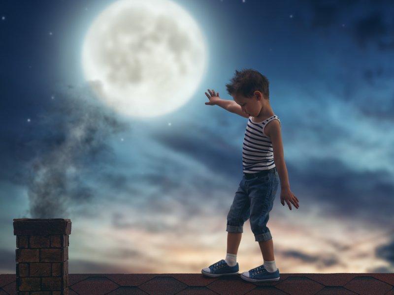 Причины лунатизма у детей признаки симптомы и лечение