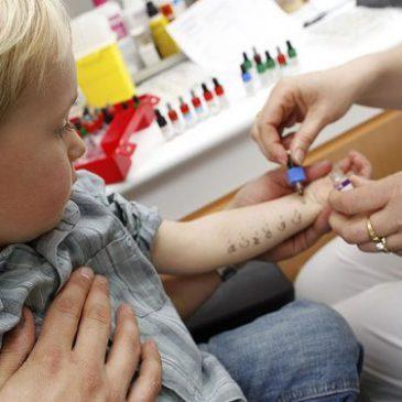 Виды анализов на аллергены у детей: как сдать кровь на исследование или сделать кожные аллергопробы?
