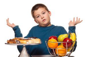 Безопасная и эффективная диета для детей до 15 лет для похудения в домашних условиях