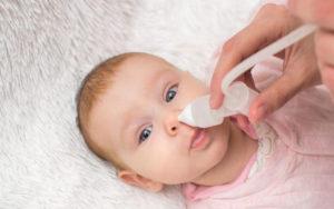 Закапать нос грудным молоком новорожденному