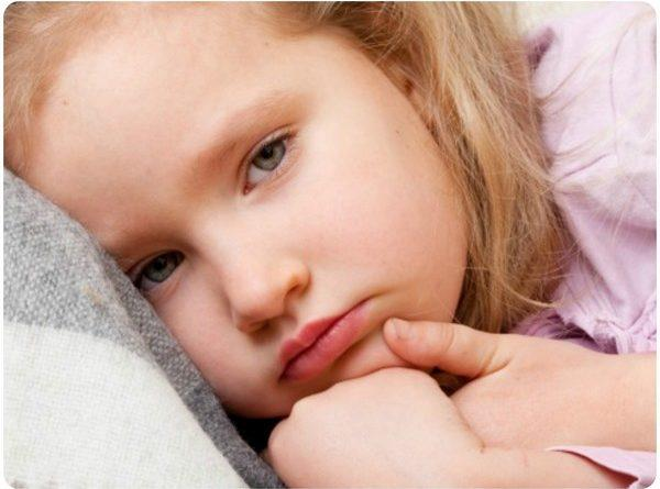 Вирусная ангина лечение у детей