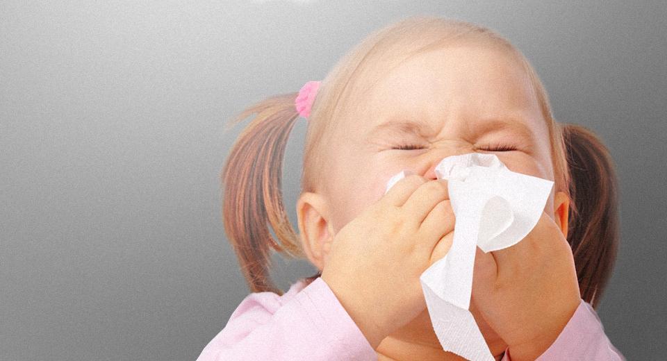 Аллергия на пылевого клеща у ребенка симптомы