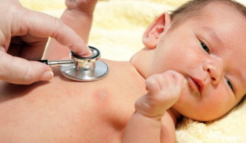Частота пульса у ребенка 1 года