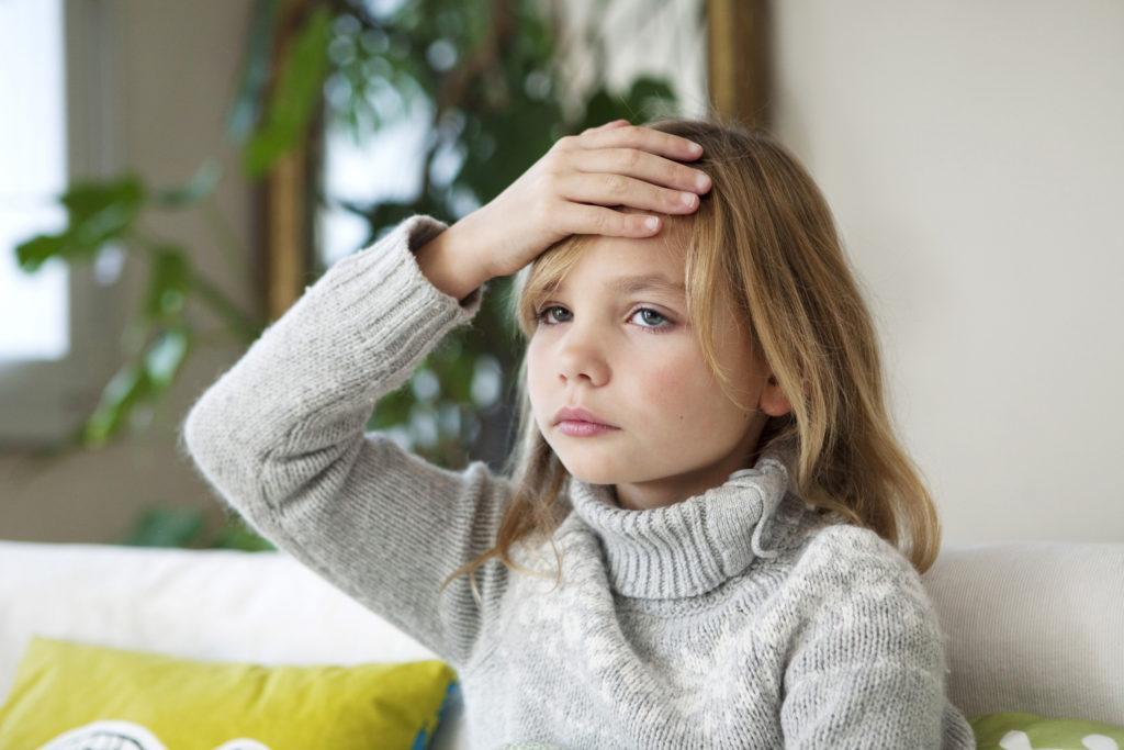 болит голова у ребенка 10 лет