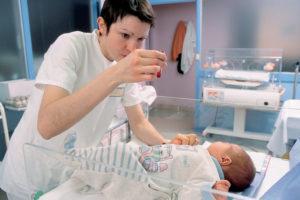 Лейкоциты в крови у детей