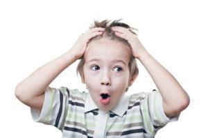 Что делать, если плохо растут волосы и выпадают волосы у ребенка