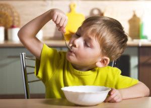 Чем можно кормить ребенка при ротовирусе