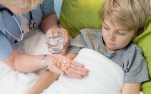Вред от антибиотиков для детей