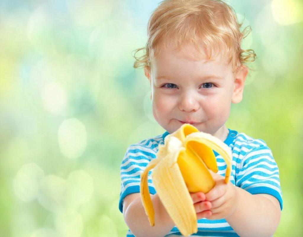 Может ли у ребенка быть аллергия на бананы и какими симптомами она сопровождается