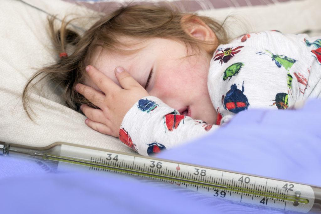 Что делать когда судороги при температуре у ребнка