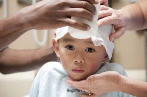 Шишка на голове после удара: что делать после ушиба
