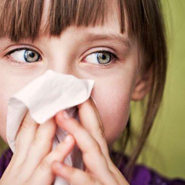 Диагностика, симптомы и лечение аллергической и нейровегетативной форм вазомоторного ринита у детей