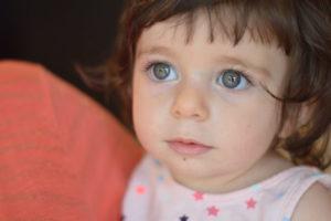 Какие глаза могут быть у ребенка