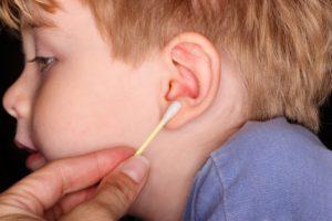 Много серы в ушах у грудничка