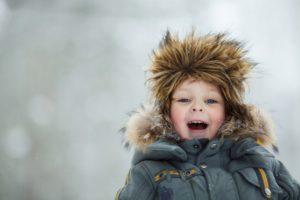 Фурункул у ребенка - лечение чирей на лице у детей
