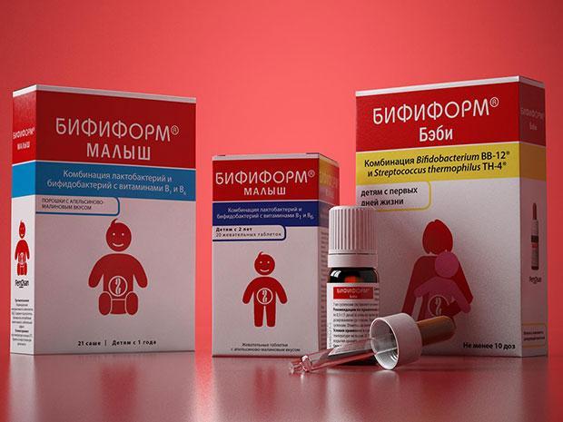 Бифиформ для новорожднных как и для чего используется