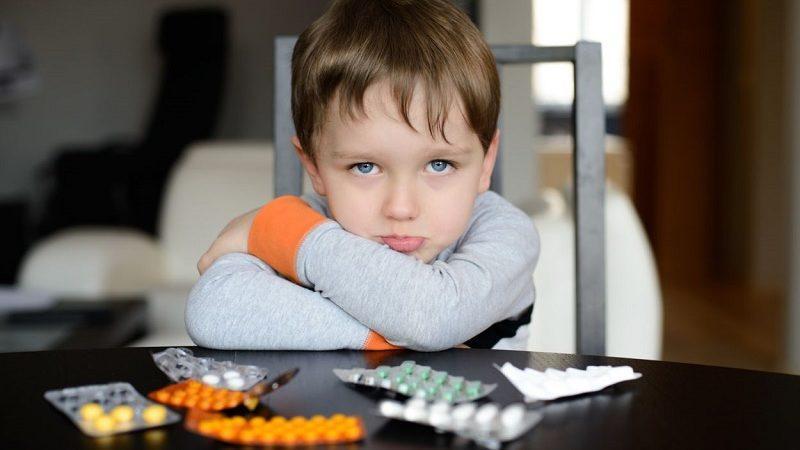 Противовирусные препараты для детей при ОРВИ и ротавирусной инфекции, недорогие, но эффективные