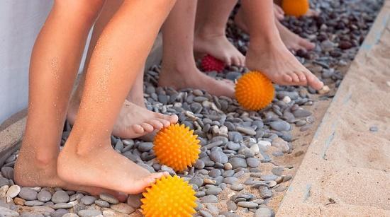 Плоскостопие у ребенка причины последствия способы лечения Массаж и гимнастика при плоскостопии