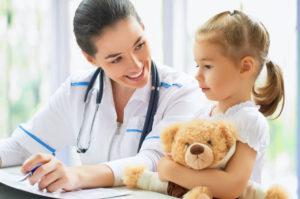 Нормы анализов крови у детей таблица