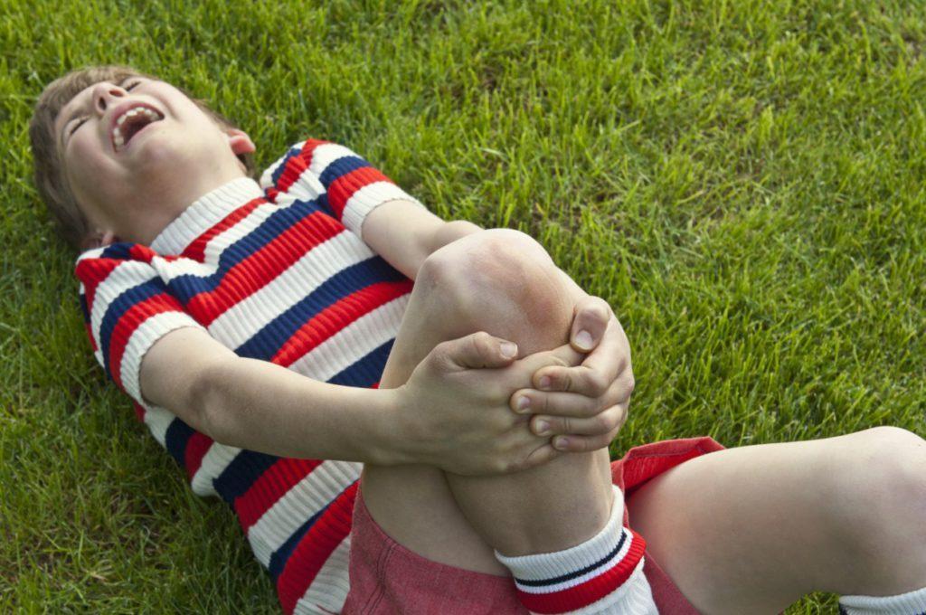 Перелом голени без смещения у ребенка 2 года