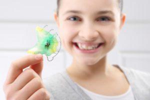 Пластинки для зубов детям | Индивидуальное изготовление