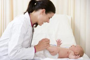 Почему у новорожденного трясется нижняя губа и подбородок