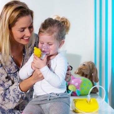 Лечение насморка у детей с помощью ингаляций с небулайзером и другими ингаляторами, рецепты растворов