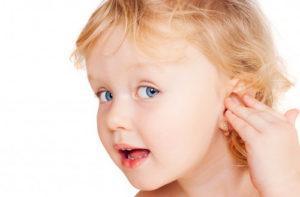Как ухаживать за ушами после прокола пистолетом у детей