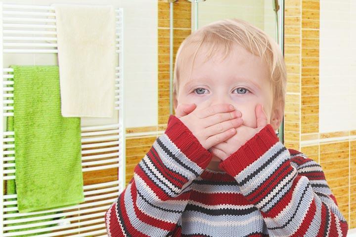 Противорвотное средство для детей 5 лет