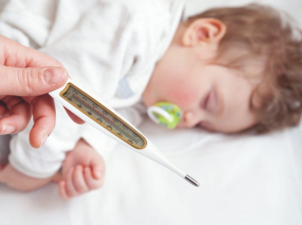 понос и холодные конечности у ребенка