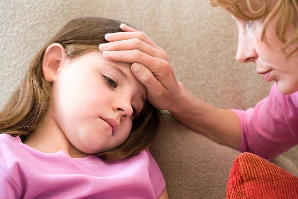 Тошнота после еды у ребенка причины
