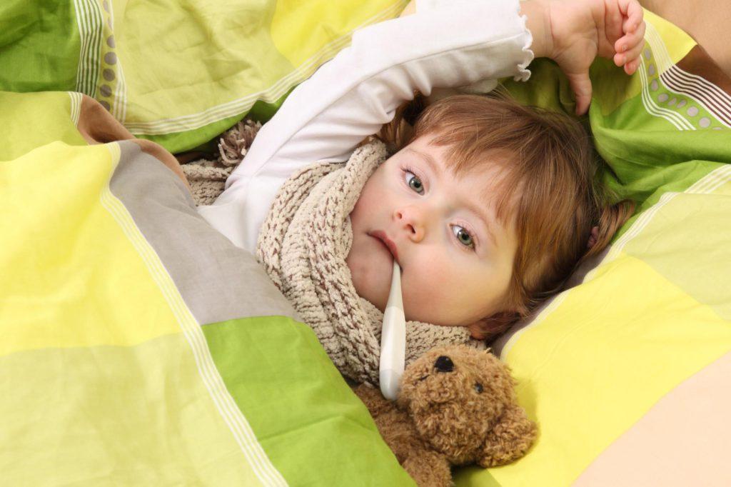 Ибупрофен ребёнку при температуре – когда можно давать и через сколько снижает?
