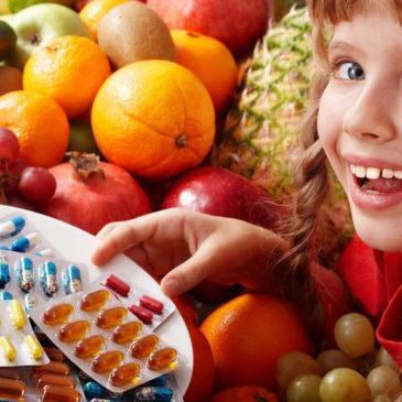 Какие витамины нужны ребенку от 4-5-6 лет: как выбрать лучший препарат для иммунитета и как его давать?