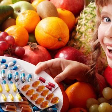 Витамины для детей 10-11 лет: какие витаминно-минеральные комплексы лучше использовать?